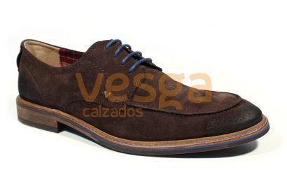 Martinelli Garden 321-2183S Zapatos Vestir Hombres Marron