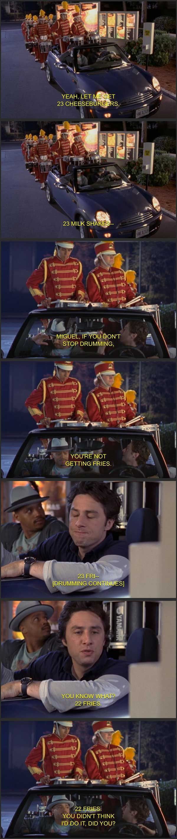 A reminder why Scrubs was one of the best TV shows ever...
