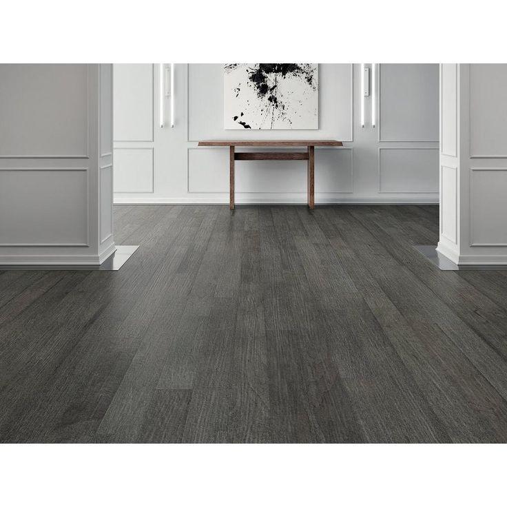 Curtiba Hickory Gray Engineered Hardwood Floor & Decor
