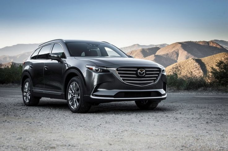 Recap - 2016 Mazda CX-9 priced from USD 31,520