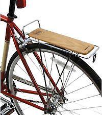25 Unique Rear Bike Rack Ideas On Pinterest Rear Bike Basket