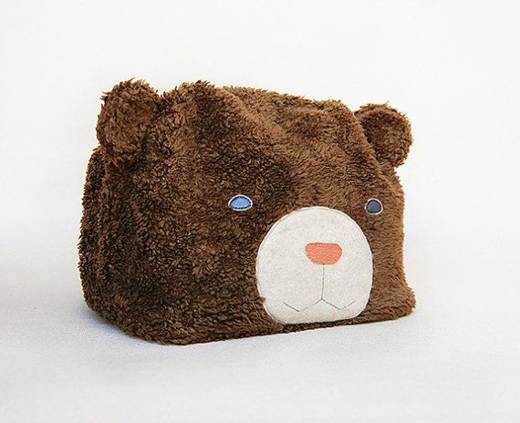 Large toiletry bag:travel toiletry bag Teddy Bear  Large toiletry bag perfect for short and long trips! It's big enough for all your bath and beauty accessories. It's been made of a soft, high quality plush. Interior is made ​​of very strong and durable waterproof fabric. The bottom of this large toiletry bag is padded, which helps to keep your things safely organized.  #largetoiletrybag #teddybearbag #largecosmeticbag #bigvanitypouch #pouch #teampinterest #szududu