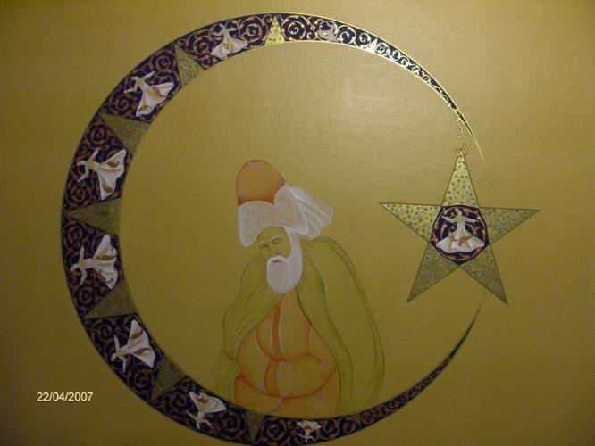 Ay Yildiz Mevlana