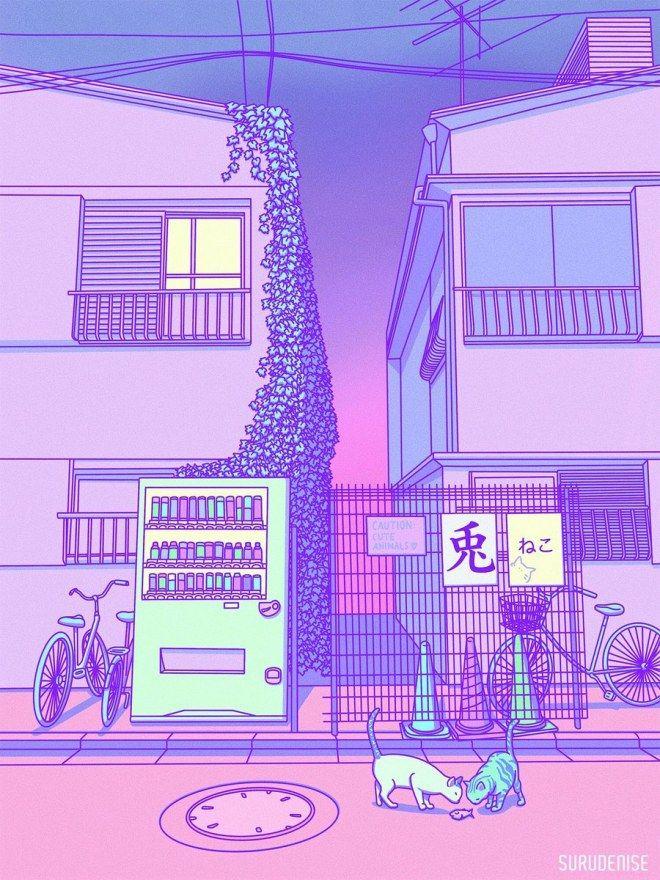 Épinglé sur Illustrations/Anime/Mangas
