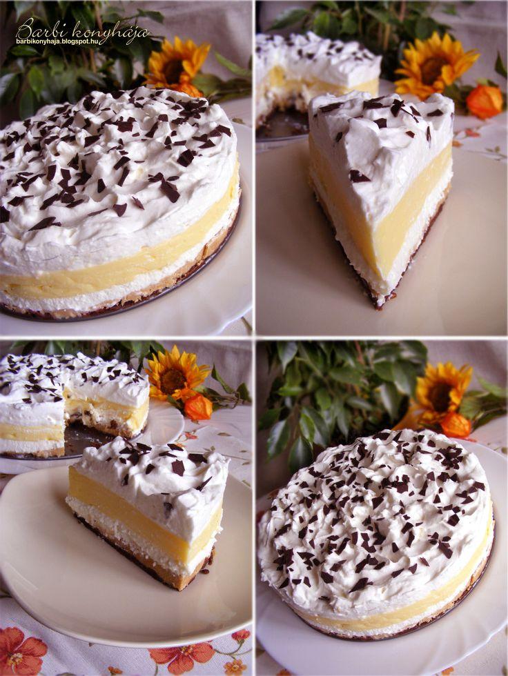 Hozzávalók a kakaós keksz réteghez:  1 csomag győri édes kakaós keksz (180 g) 30 g puha vaj annyi tej, hogy kicsit...
