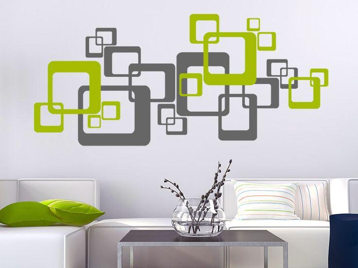 Die besten 25+ Wandtattoo ornamente Ideen auf Pinterest - wandtattoo wohnzimmer retro