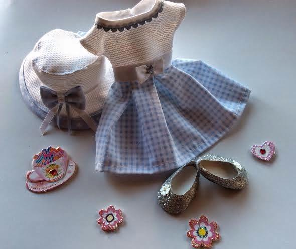 """Vestidos Para Nancy """"El Costurero De Chus"""": mayo 2014"""