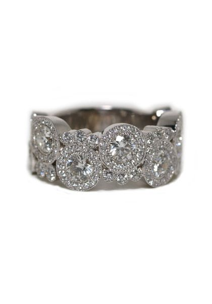 Oster Jewelers - simple, pretty Ooh this is an amazing option for my 10 year wedding anniversary
