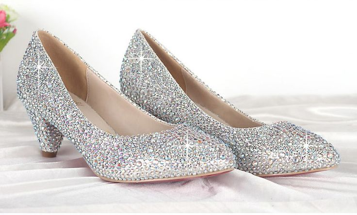Comfortable Low Heel Wedding Shoes: Best 25+ Silver Wedding Shoes Ideas On Pinterest
