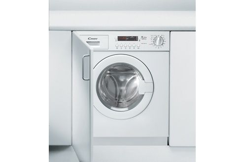 Lave linge sechant encastrable Candy CDB 485 DN-1S (3813959) 849 €