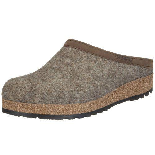 Haflinger Torben, Unisex-Erwachsene Pantoffeln, Beige (Torf 550), 43 EU - http://on-line-kaufen.de/haflinger/43-eu-haflinger-torben-unisex-erwachsene-5