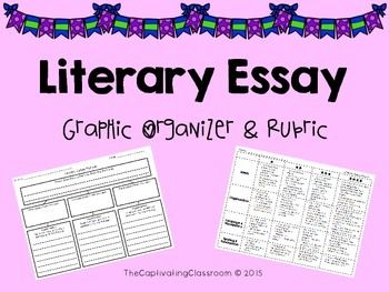 Literary essay for kids