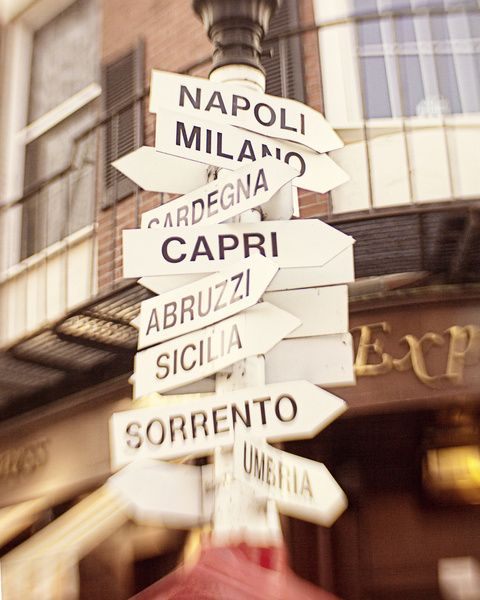 Multitud de destinos en Italia! Fuente:  https://www.hotelkamerveiling.nl/hotels/italie.html