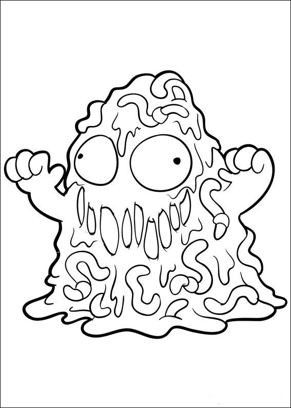 Coloring Pages Of Gangs