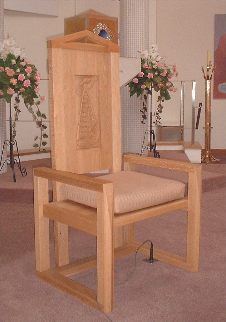 10 best Altar chairs images on Pinterest  Altar Altars