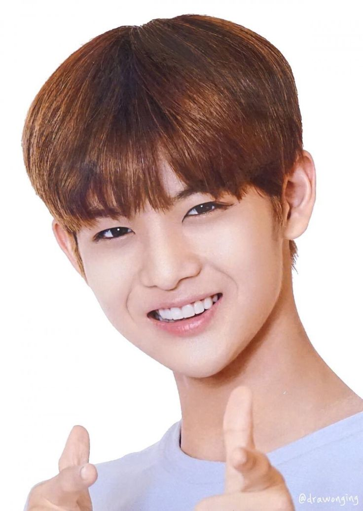Yo-Hi x Wanna One Jinyoung ad