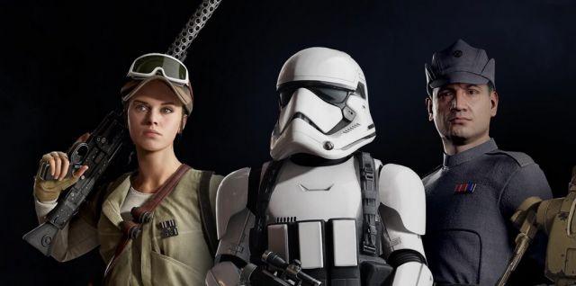 "EA DICE Feels ""Incredibly Saddened"" By The Negative Feedback Towards Star Wars Battlefront II"
