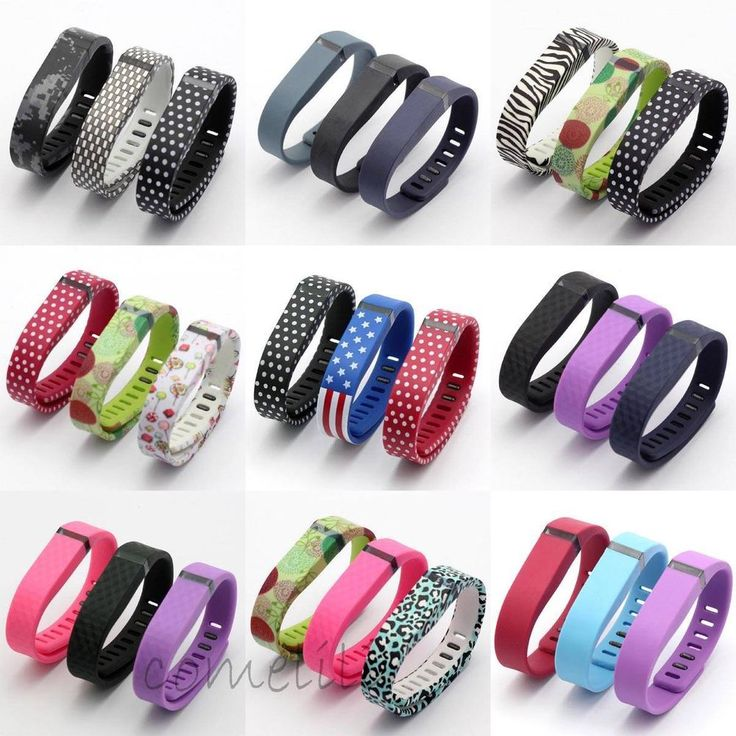 3PCS Large Small Replacement Wrist Band Clasp for Fitbit Flex Bracelet NoTracker #Fitbit