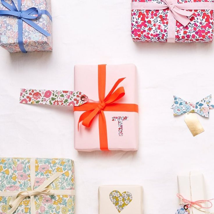 33 best liberty print party supplies images on pinterest liberty theoriginalpartybagcompany on instagram liberty wrap tags bows letter stickers all negle Images
