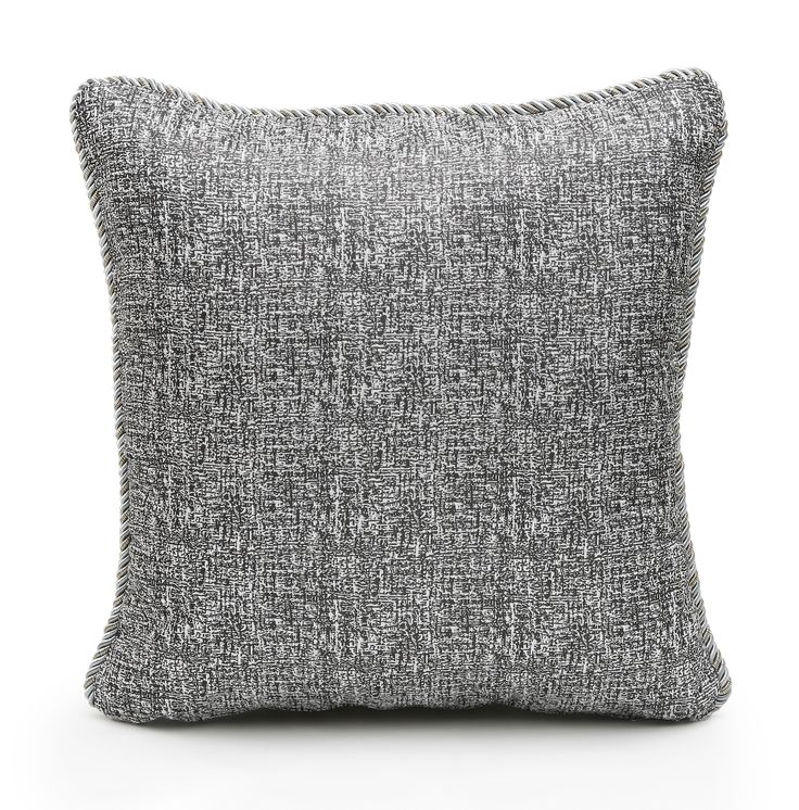 Glamour Silver Scatter Cushion.