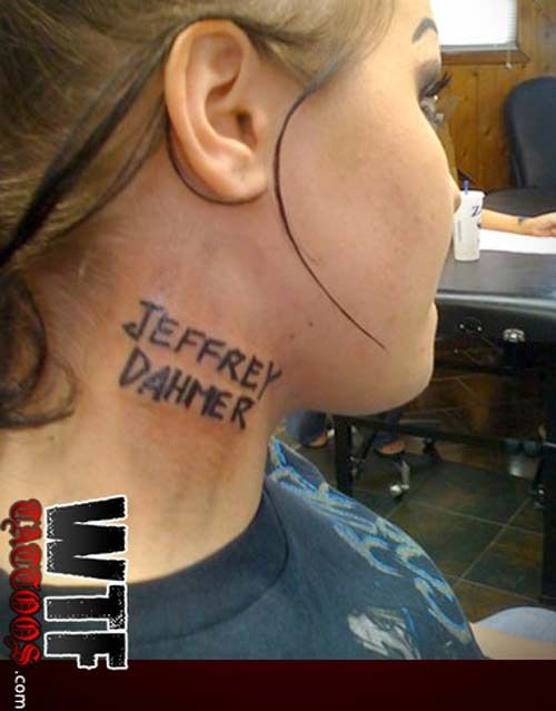 80 best worst tattoos ever images on pinterest worst