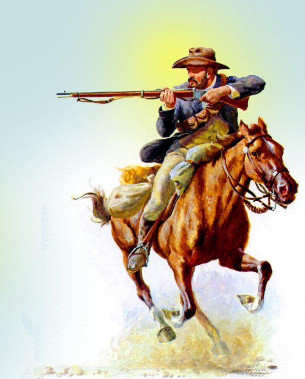 Boer horseman
