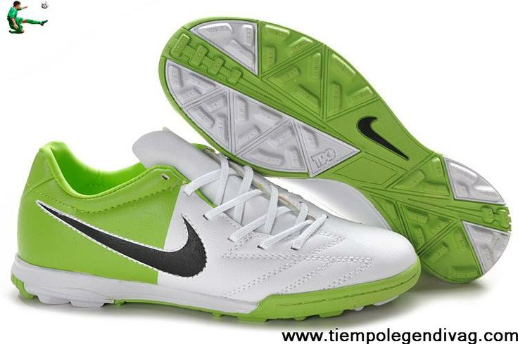 Star's favorite Nike Total 90 Laser IV TF - White-Electric Green-Black Soccer Boots For Sale