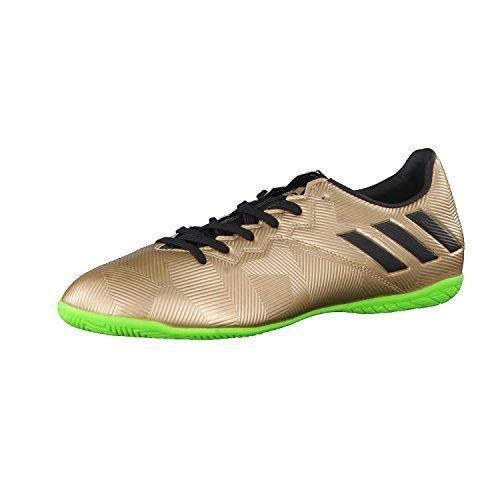 Oferta: 54.3€. Comprar Ofertas de adidas MESSI 16.4 IN - Botas de fútbol Línea Messi para Hombre, Bronce - (COBMET/NEGBAS/VERSOL) 40 2/3 barato. ¡Mira las ofertas!