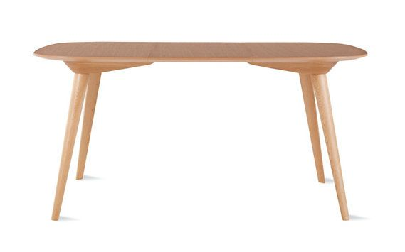 bridge extension table small   just got this at the dwr