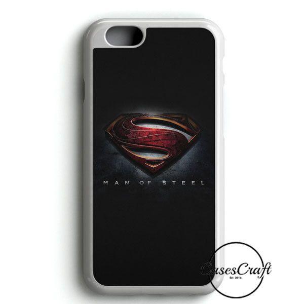 Man Of Steel Superman 2013 iPhone 6/6S Case   casescraft