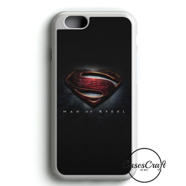 Man Of Steel Superman 2013 iPhone 6/6S Case | casescraft