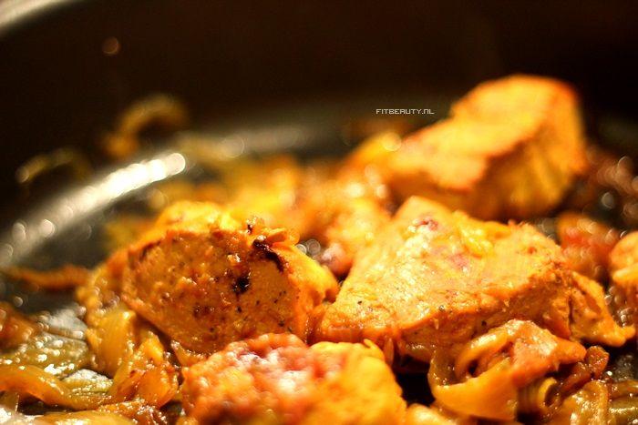 Recept: Iraanse Kip met Saffraan