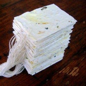 DIY carte à planter … à offrir – CARTON BOX – Gris souris