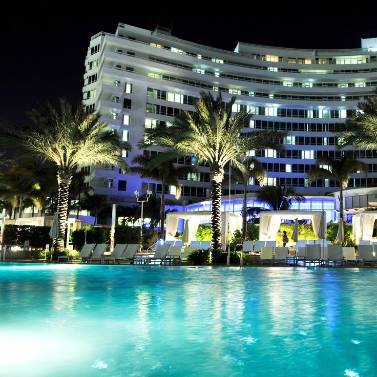 Fontainebleau South Beach The Best Beaches In World