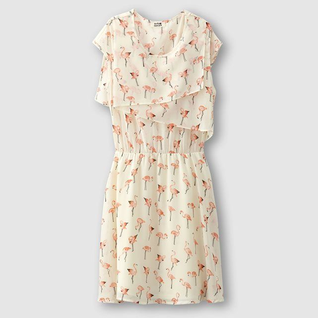 Robe Flamants Roses MOLLY BRACKEN