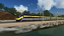 First phase of California's high-speed rail line will generate 20,000 new jobs