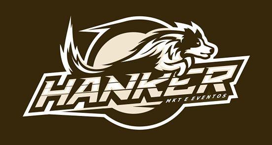 Hanker Logo American Sport Theme