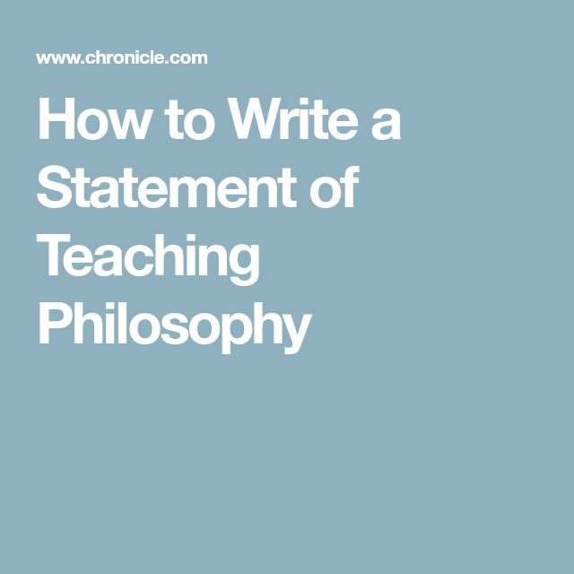 best 25  teaching philosophy ideas on pinterest