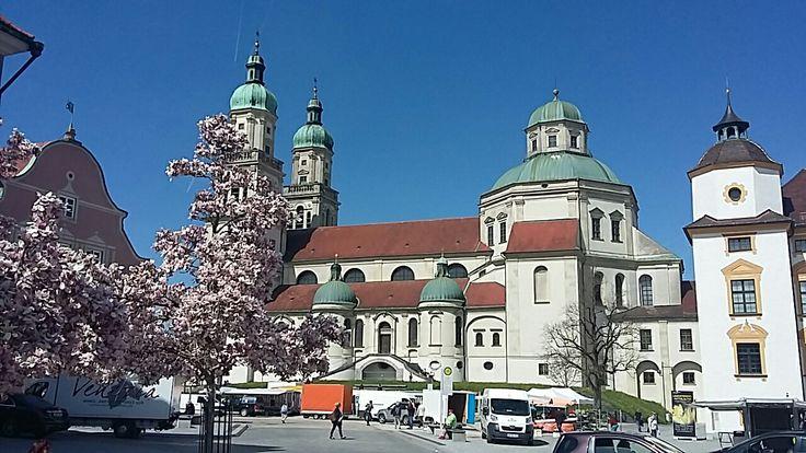 Kempten Basilika