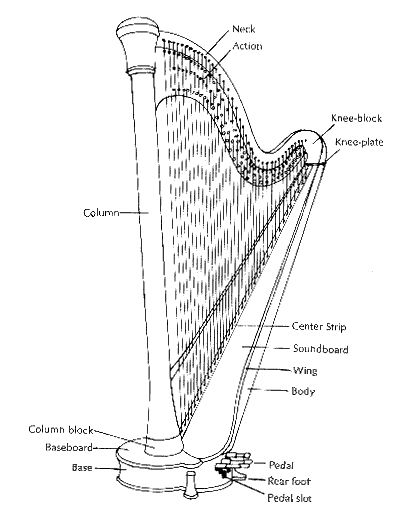 17 best images about anatomy of an instrument on pinterest