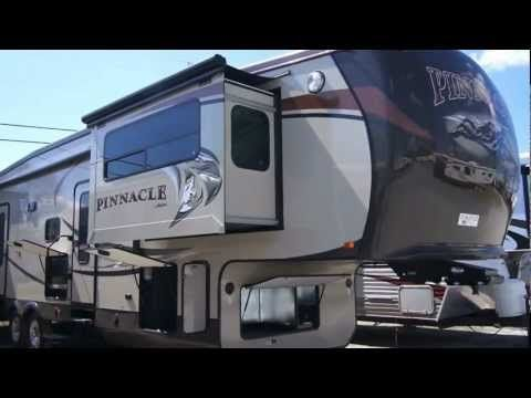 ▶ 2013 Jayco Pinnacle 38FLFS Luxury Fifth Wheel from Keystone RV Center! - YouTube