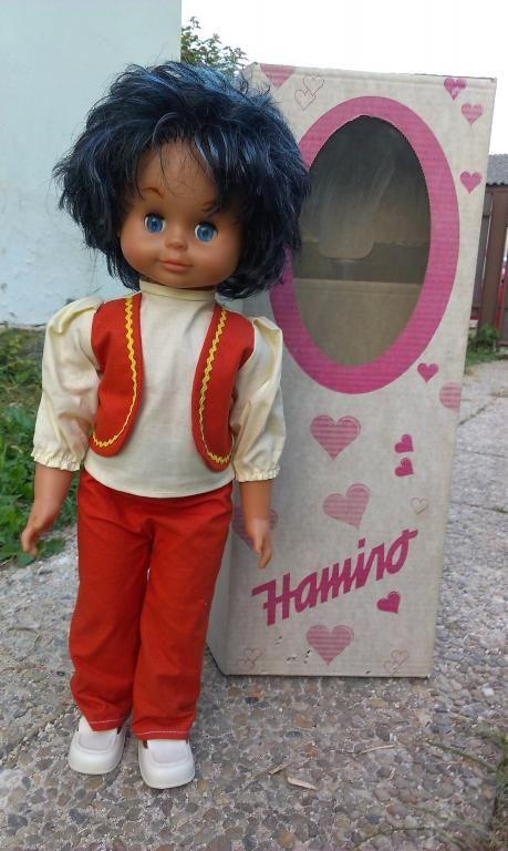 Star� panenka HAMIRO nehran�