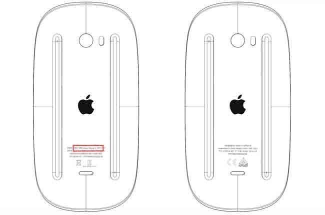 Apple trabaja en nuevo teclado y ratón inalámbrico con batería interna