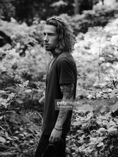 Musician Julien Doré is photographed for Self Assignment on September 8, 2016 in Paris, France.