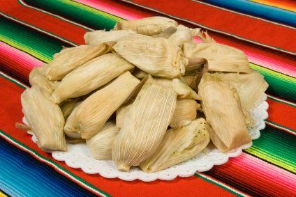 Receta de Tamales de Dulce