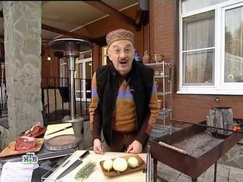 Рецепт приготовления шашлыка