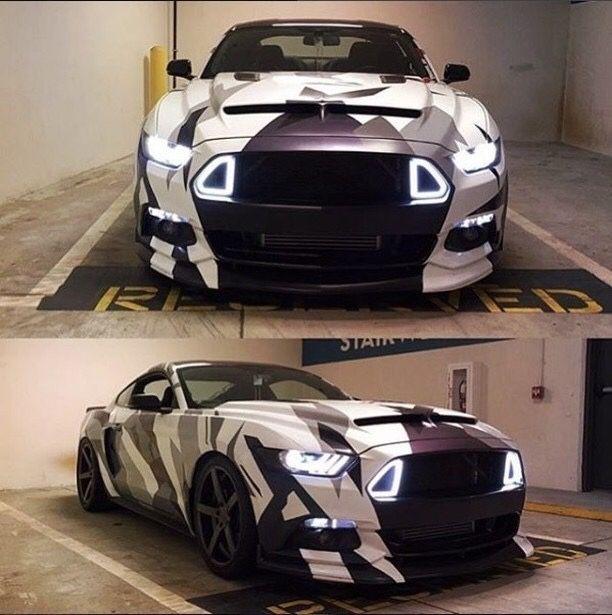 目で見るだけの車・バイクまとめ❗️ https://goo.to/article #mustang  #auto #car #news #video…