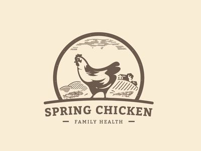 Best 25+ Chicken logo ideas on Pinterest | Logo character ... Chicken Farm Logo Design