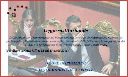 Legge di revisione costituzionale