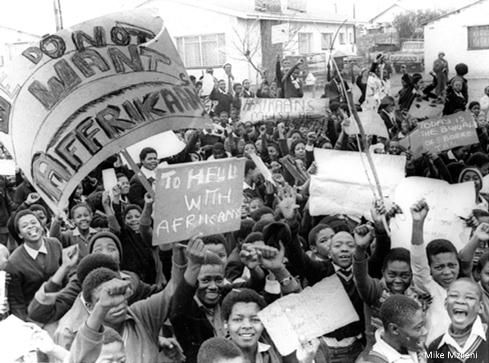 The Significance of 1976 16 June 1976 was a major turning point in South African history. The protests by Soweto school children on that day marked the end of submissiveness on the part of the black population of South Africa and the beginning of a new militancy in the struggle against apartheid. South Africa would never be the same again.
